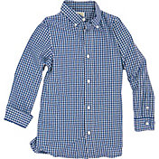 Garb Boys' Wallace Button Down Golf Shirt