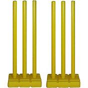 Graddige 28'' Plastic Cricket Dual Stump Set