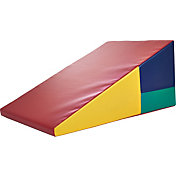 GSC Youth 33'' x 15'' x 24'' Downhill Gymnastics Mat