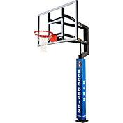 Goalsetter Duke Blue Devils Basketball Pole Pad