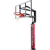 Goalsetter Oklahoma Sooners Basketball Pole Pad