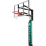 Goalsetter Michigan State Spartans Basketball Pole Pad