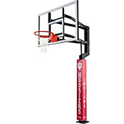 Goalsetter Indiana Hoosiers Basketball Pole Pad
