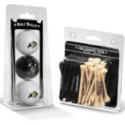 Team Golf Colorado Buffaloes Golf Ball and Tee Set