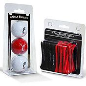 Team Golf Cincinnati Bearcats Golf Ball and Tee Set