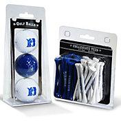 Team Golf Duke Blue Devils Golf Ball and Tee Set