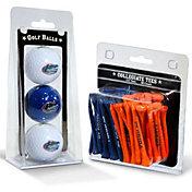 Team Golf Florida Gators Golf Ball and Tee Set