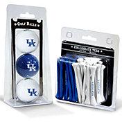 Team Golf Kentucky Wildcats Golf Ball and Tee Set
