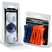 Team Golf Illinois Fighting Illini Golf Ball and Tee Set