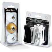 Team Golf Purdue Boilermakers Golf Ball and Tee Set