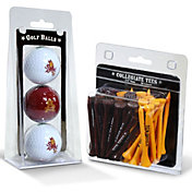 Team Golf Arizona State Sun Devils Golf Ball and Tee Set