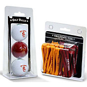 Team Golf USC Trojans Golf Ball and Tee Set