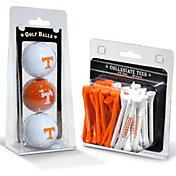 Team Golf Tennessee Volunteers Golf Ball and Tee Set