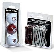 Team Golf Texas A&M Aggies Golf Ball and Tee Set