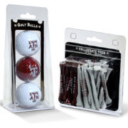 Team Golf Texas A&M Aggies Golf Ball and Tee Set