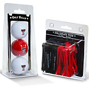 Team Golf Texas Tech Red Raiders Golf Ball and Tee Set