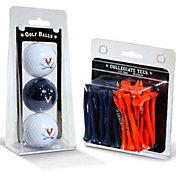 Team Golf Virginia Cavaliers Golf Ball and Tee Set