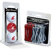 Team Golf Washington State Cougars Golf Ball and Tee Set
