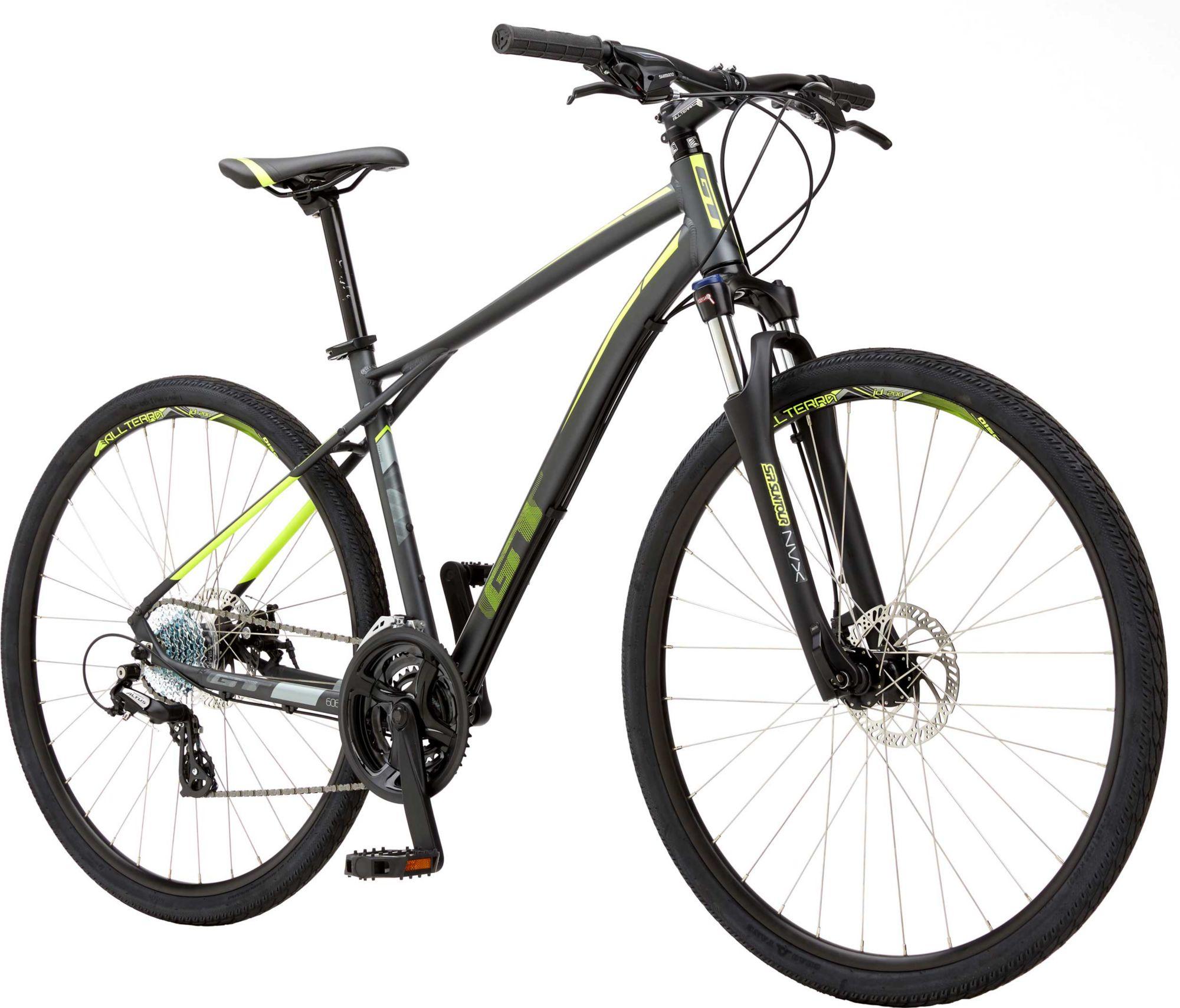 Gt Adult Talera 4 0 Hybrid Bike Dick S Sporting Goods