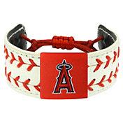 Los Angeles Angels Classic Two Seamer Baseball Bracelet