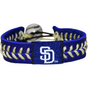 GameWear San Diego Padres Team-Colored Frozen Rope Bracelet