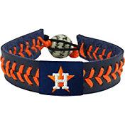 GameWear Houston Astros Team-Colored Frozen Rope Bracelet
