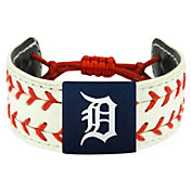 Detroit Tigers Classic Two Seamer Baseball Bracelet