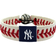 GameWear New York Yankees Classic Frozen Rope Bracelet
