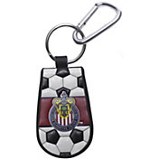 Chivas USA Classic Soccer Keychain