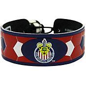 Chivas USA Team Color Soccer Bracelet