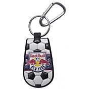 New York Red Bulls Classic Soccer Keychain