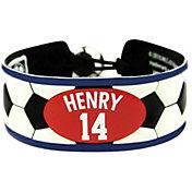 New York Red Bulls Thierry Henry #14 Soccer Bracelet
