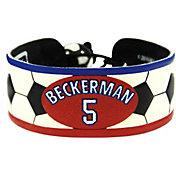 Real Salt Lake Kyle Beckerman #5 Soccer Bracelet
