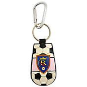 Real Salt Lake Classic Soccer Keychain