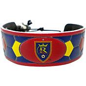 Real Salt Lake Team Color Soccer Bracelet