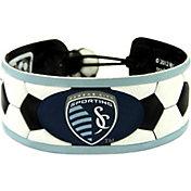 Sporting KC Classic Soccer Bracelet