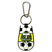 Portland Timbers Classic Soccer Keychain
