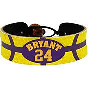 GameWear Los Angeles Lakers Kobe Bryant NBA Bracelet