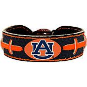 GameWear Auburn Tigers Team-Colored Football Bracelet