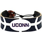 UConn Huskies Team Color Basketball Bracelet