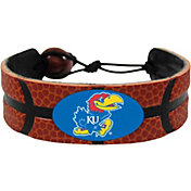 Kansas Jayhawks Classic Basketball Bracelet
