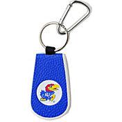 Kansas Jayhawks Classic Basketball Keychain