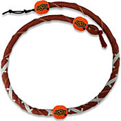GameWear Oklahoma State Cowboys Classic Spiral Football Necklace