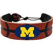 Michigan Wolverines Classic Basketball Bracelet