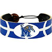 Memphis Tigers Team Color Basketball Bracelet