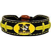 GameWear Missouri Tigers Team-Colored Football Bracelet