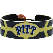 Pitt Panthers Team Color Basketball Bracelet