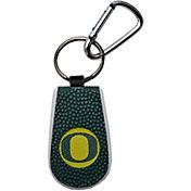 Oregon Ducks Classic Basketball Keychain