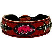 GameWear Arkansas Razorbacks Team-Colored Football Bracelet