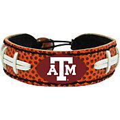 GameWear Texas A&M Aggies Classic Football Bracelet